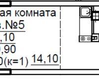Студия 31.9 кв. м.