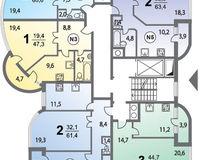 Секция 2, этаж 7
