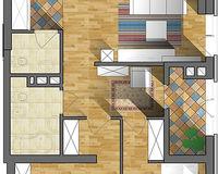 4-комнатная квартира 181.04 кв. м.