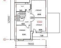 Коттедж 168.18 кв. м., этаж 2