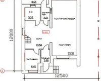 Коттедж 168.18 кв. м., этаж 1