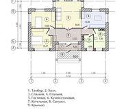 Тип 2. Общая площадь - 101,64 кв. м