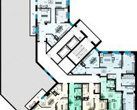 Дом 1, этаж 13
