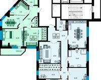Дом 2, этажи 8-12