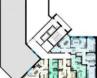 Дом 1, этаж 15