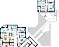 Дом 1 и 2, этаж 2
