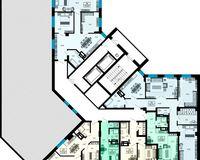 Дом 1, этаж 14
