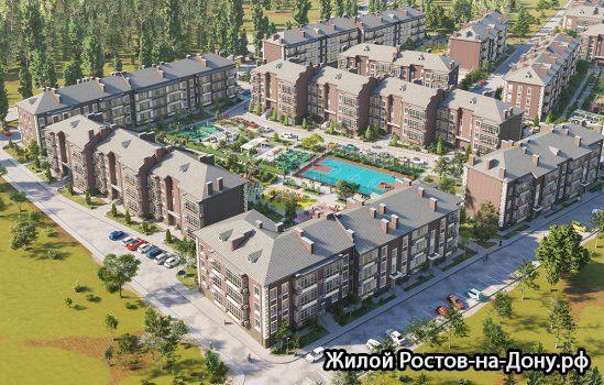 """ЖК """"Новый Аксай"""""""
